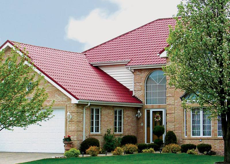 Metal Roof Example 3