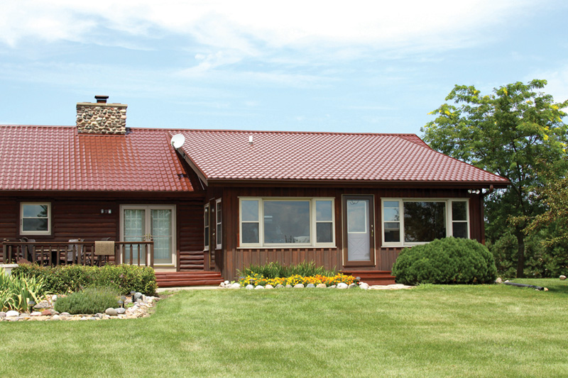 Metal Roof Example 7